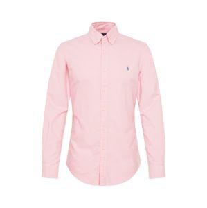 POLO RALPH LAUREN Biznis košeľa  ružová