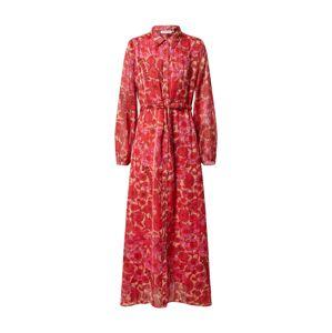 Fabienne Chapot Kleid 'Frida'  ružová / červené