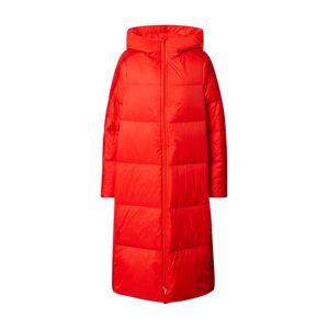 JNBY Prechodný kabát  ohnivo červená