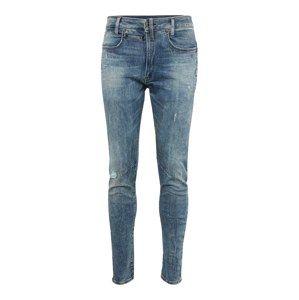 G-Star RAW Jeans 'D-Staq 3D'  modrá denim