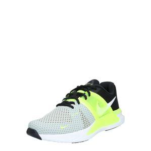 NIKE Športová obuv 'Renew Fusion'  čierna / opálová / neónovo zelená