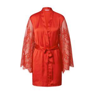 Hunkemöller Župan 'Fancy Lace'  červená