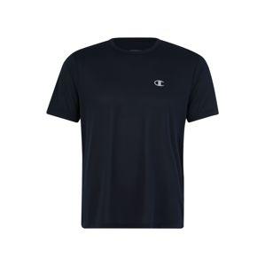 Champion Authentic Athletic Apparel Funkčné tričko  námornícka modrá