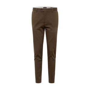 SCOTCH & SODA Chino nohavice 'MOTT- Classic yarn'  sivá