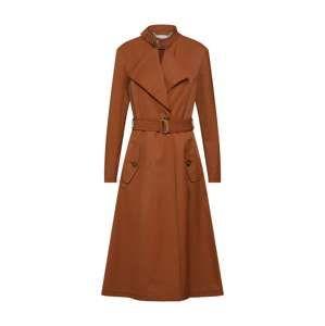 MAX&Co. Prechodný kabát 'CENTURIA'  hnedé