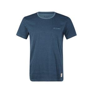 VAUDE Funkčné tričko 'Arendal Shirt II'  modrá