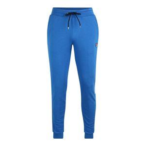 FILA Športové nohavice 'Freddie'  biela / modrá