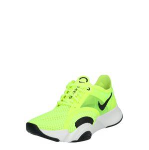 NIKE Športová obuv 'SUPERREP GO'  žlté / čierna
