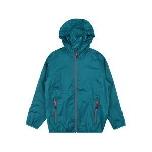CMP Outdoorová bunda  modrá / ružová