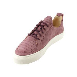 EKN Footwear Nízke tenisky 'Argan'  farba lesného ovocia