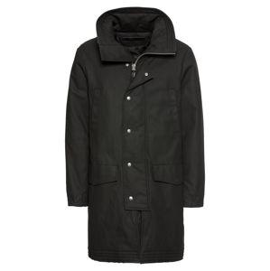 Tiger Of Sweden Zimný kabát 'Contract'  čierna