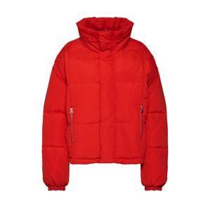 RINO & PELLE Zimná bunda  oranžovo červená