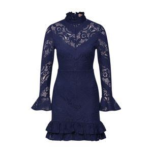 Love Triangle Kokteilové šaty 'Minuet Dress'  námornícka modrá