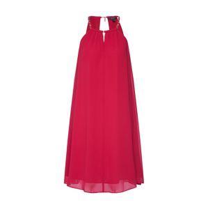 Esprit Collection Šaty  tmavoružová