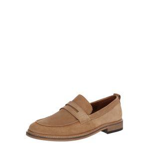 Shoe The Bear Papuče 'ALONSO S'  farba ťavej srsti