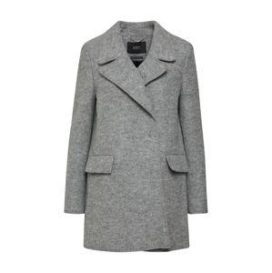 SET Prechodný kabát  sivá melírovaná