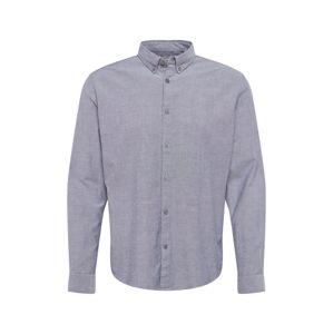 ESPRIT Biznis košeľa  modrosivá