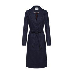 ABOUT YOU Prechodný kabát 'Lewe'  námornícka modrá