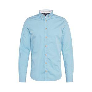 COLOURS & SONS Biznis košeľa  modré / biela