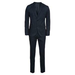 Pier One Oblek 'Entry Price Suit'  tmavomodrá