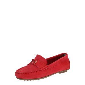 TOMMY HILFIGER Papuče  červené
