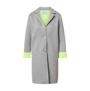 Liebesglück Prechodný kabát  sivá melírovaná