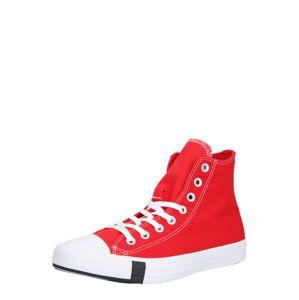 CONVERSE Sneaker 'CTAS HI'  červené