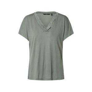 VERO MODA Shirt 'SOFIA'  zelená