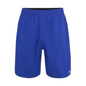 REEBOK Športové nohavice 'WOR COMM WOVEN SHOR'  kráľovská modrá
