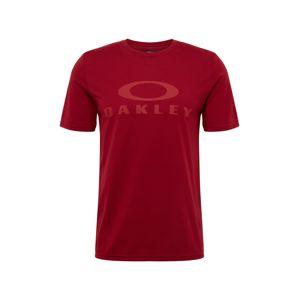 OAKLEY Funkčné tričko 'O BARK'  ružová