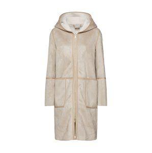 RINO & PELLE Zimný kabát  pieskový