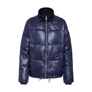 UGG Zimná bunda 'IZZIE PUFFER JACKET NYLON'  námornícka modrá