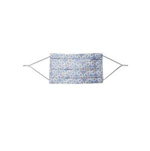CODELLO Látkové rúško 'Cover Up'  svetlomodrá / zmiešané farby