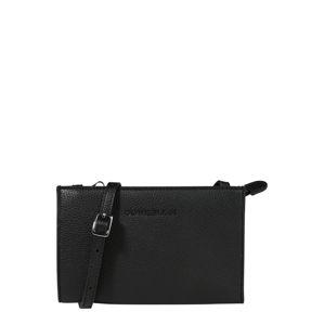 Calvin Klein Jeans Taška cez rameno 'CKJ BANNER SMALL CROSSBODY'  čierna