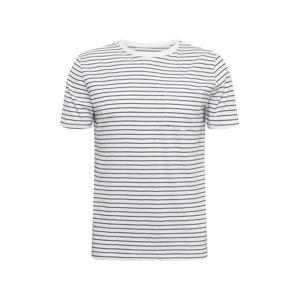 GAP Tričko  biela / čierna