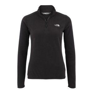 THE NORTH FACE Športový sveter  čierna