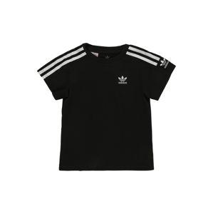ADIDAS ORIGINALS Tričko 'NEW TEE'  čierna