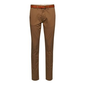 SELECTED HOMME Chino nohavice 'SHHYARD'  hnedé