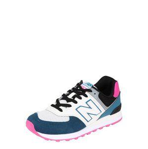 New Balance Bežecká obuv 'ML574'  modré / smaragdová / šedobiela
