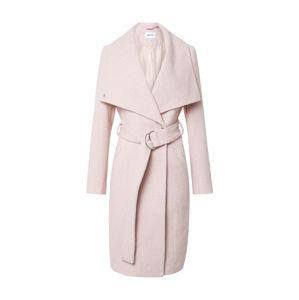ABOUT YOU Prechodný kabát 'Alma'  ružová