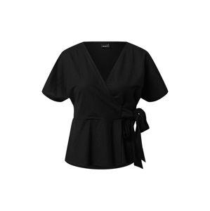 Gina Tricot Tričko 'Wanja'  čierna