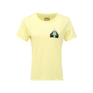 OGNX Funkčné tričko 'Loose T-Shirt Kali'  limetková