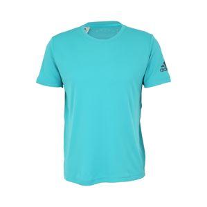 ADIDAS PERFORMANCE Funkčné tričko 'FreeLift Climachill'  tyrkysová