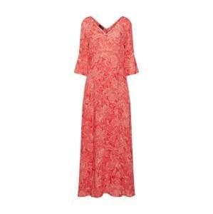 CINQUE Letné šaty 'CIELBA'  červené