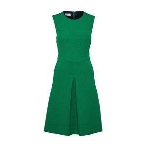 RENÉ LEZARD Puzdrové šaty  zelená
