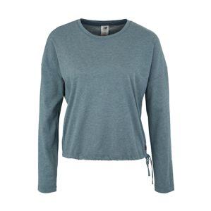 New Balance Funkčné tričko 'WT83101'  petrolejová