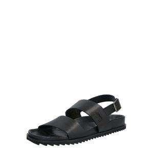 Shoe The Bear Sandale 'VIGO L'  čierna