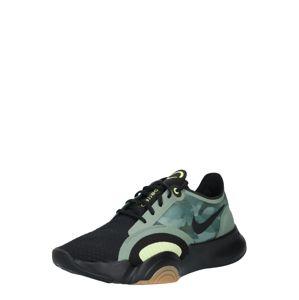 NIKE Športová obuv 'SUPERREP GO'  zelená / čierna / olivová