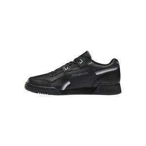 Reebok Classic Športová obuv 'WORKOUT PLUS'  čierna