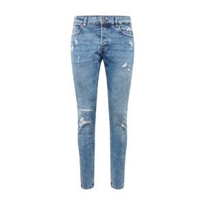 Only & Sons Džínsy 'onsLOOM BLUE DAMAGE  DCC 2966'  modrá denim